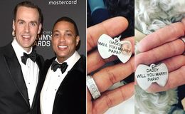 Gay Partners Don Lemon and Tim Malone Are Engaged