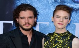 Kit Harington and Rose Leslie Spends a Night Together In New York City