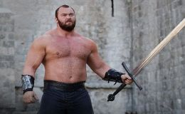 Game of Thrones' The Mountain, named Strongest Man of Europe