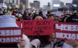 Abortion now Legal in South Korea after 66 years