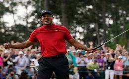 Controversial Golfer, Tiger Woods wins a Major Championship after 2008