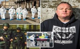Actor Bradley Welsh's Murder; a Work of Glaswegian Gangsters