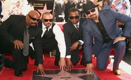 Rap Group Cypress Hill Get their own Star on the Hollywood Walk of Fame