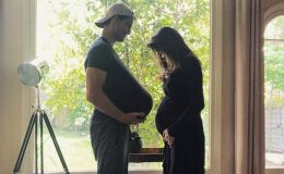 Italia Ricci is Pregnant, Expecting First Child With Husband Robbie Amell