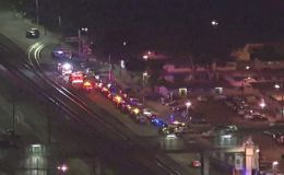 Police Officer shot in South Los Angeles Reported to be Stable