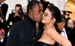 Kylie Jenner and Travis Scott Don't Shy Away to Show Their Love During Kanye West's Sunday Service