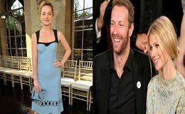Gwyneth Paltrow Get's Along With Ex Chris Martin's Girlfriend Dakota Johnson