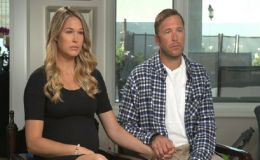Bode Miller and Wife Morgan Trains Their Son Swimming After Daughters Death of Drowning