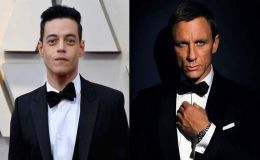 Rami Malek Joins Daniel Craig in 25th James Bond Franchise