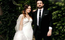 Jillian Jacqueline Marries Boyfriend Bryan Brown: Wedding Details