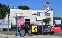 Parents Vote to Keep Michael Jackson's Name in the School Despite Sexual Allegations
