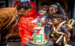 Ciara Celebrates Daughter Sienna's 2nd Birthday With Husband Russell Wilson