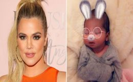 Khloe Kardashian Daughter True Thompson Take Her First Step, Check it Out