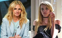Emma Roberts Says She & Her Aunt Julia Roberts Looks Similar Because They 'Have a Lot of Teeth'