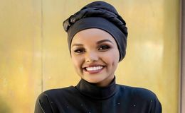 Somali-American Model Halima Aden Becomes First Women to Wear a Burkini in a Swimsuit Edition