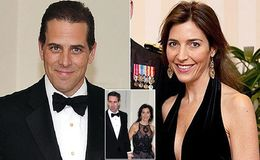 Hunter Biden Splits From His Late Brother Beau Biden's Widow Hallie Biden