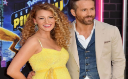 Blake Lively is Pregnant, Expecting Third Child With Husband Ryan Reynolds