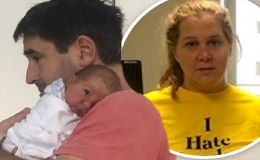 Amy Schumer Reveals Baby Boy's Name After Giving Birth