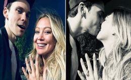 Hilary Duff Gets Engaged to Boyfriend Matthew Koma: Diamond Ring Photo