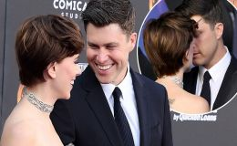 Scarlett Johansson Gets Engaged to Boyfriend Colin Jost