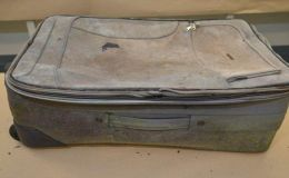 Suitcase Containing Human Remains Discovered By Indianapolis Police